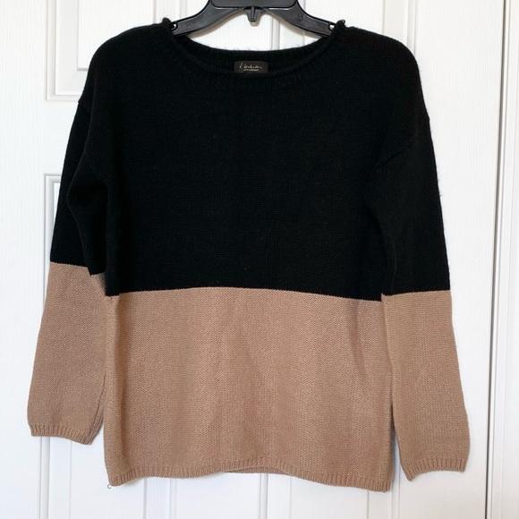 Aritzia T. Babaton cashmere wool sweater xs